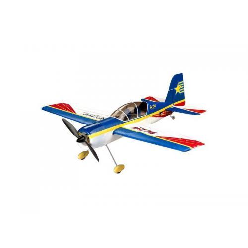 Радиоуправляемый самолет Art-tech Як-54 2.4Ghz - 21074  (размах крыла 93 см)